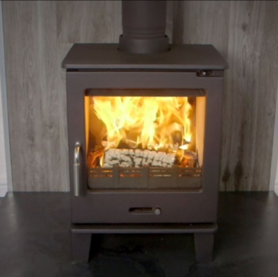 *NEW* Hamer ECO HD5 Multifuel 5kw Defra Approved Stove