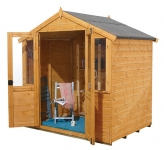 7X5 Barleywood Summerhouse