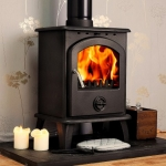 Coseyfire A1 Multi-fuel Woodburning Stove 6kw