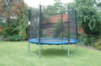 Trampolines and Playsets